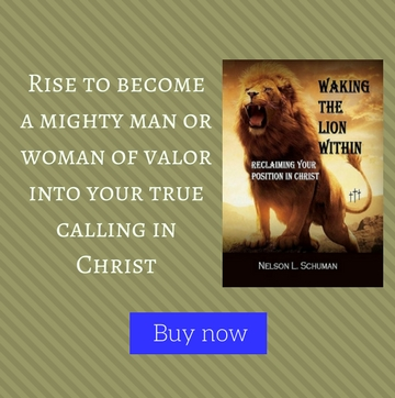 Waking the Lion Within Book