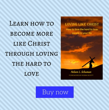 Living Like Christ Book