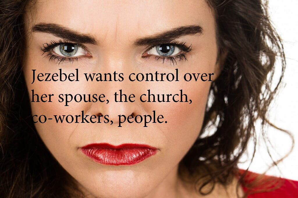 How does the Jezebel spirit torment people?