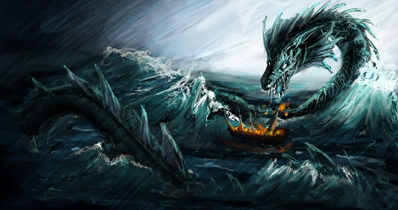 What exactly is a Leviathan spirit?
